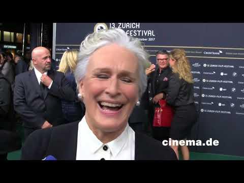 The Wife Glenn Close Annie Starke Interview Cinema