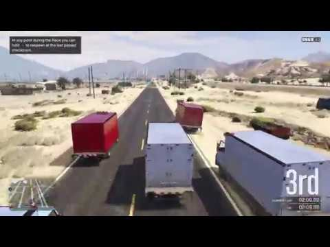 GTA 5 # Racing Cirrus Playlists Staggered One make and a Mini Event