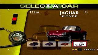 Sega GT 2002: Chronicle Mode   All Cars & Unlocks