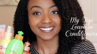 My Top Leave-in Conditioners| How to check product compatibility with gel/styler| Shayla Renee