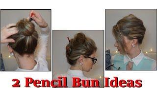 видео Как красиво заколоть волосы невидимками, крабиком и заколкой
