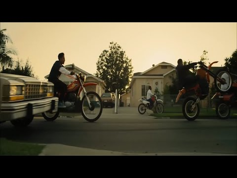 Dr.Dre - Just Another Day Straight Outta Compton Scene