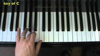 Brahms Lullaby piano lesson.m4v