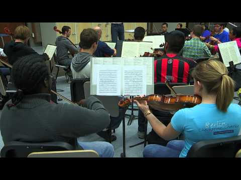 MUSIC - College of Fine Art & Design - The University of Central Oklahoma