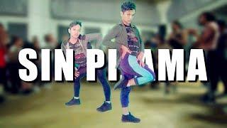 Sin Pijama - Becky G, Natti Natasha | Dance Choreography | UQN Dance Studio