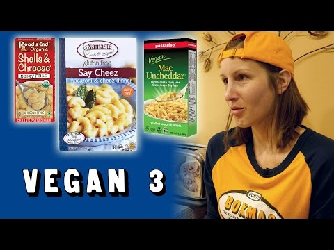 BoxMac 61: Vegan Macs 3 - Road's End Shells, Pastariso, and Namaste