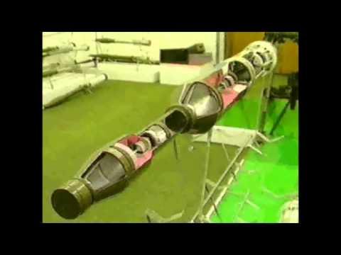 Russian Grenade Launcher RPG-29