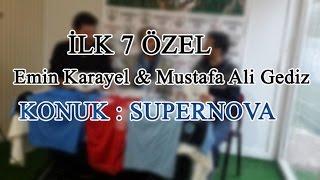 İLK 7 ÖZEL Supernova