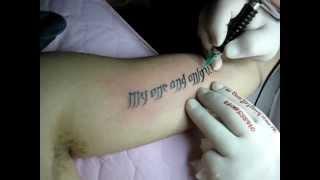 www.machiajtatuaj.ro tatuaje litere tattoo ZDM 0745001236 Buc.avi
