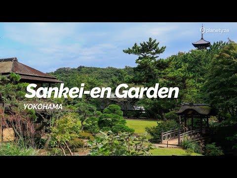 Sankei-en Garden, Yokohama   Japan Travel Guide