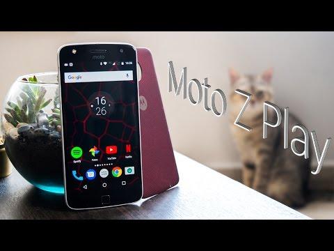 Moto Z Play - Análisis desde México
