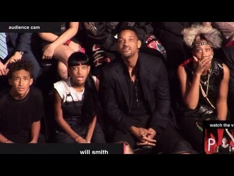 Reaction to miley cyrus twerking on robin thicke 2013 vmas performance