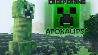 """Filmik na 8000 widzów: """"Creeperowa Apokalipsa"""" (Minecraft Animacje) by MrHitmen90"""