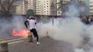 Video: Maduro dice que EEUU está atrás de las violentas protestas