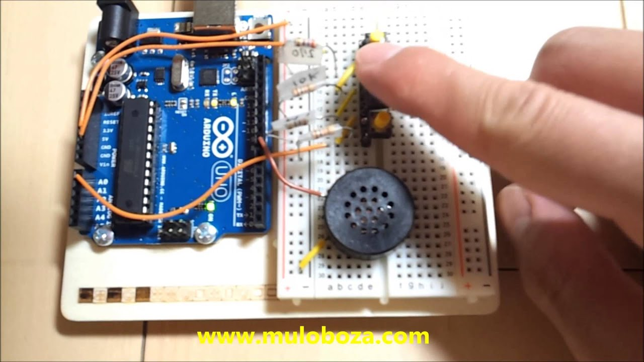 how to make a keyboard with an arduino