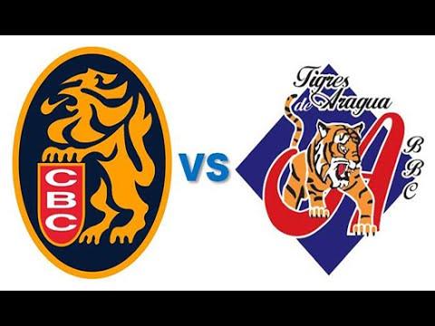 Mvp Caribe 2014 1.2 Tigres de Aragua vs Leones del Caracas By GiovaGames