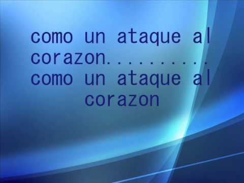 Heart Attack (spanish version) - Kevin Karla & La Banda (Lyric Video)