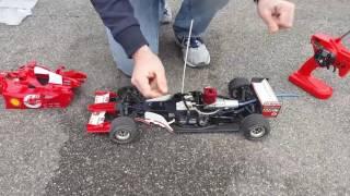 Ferrari F2004 Kyosho a scoppio