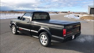 1991 GMC Syclone - Test Drive and 0-60!