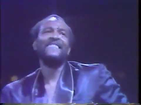 Marvin Gaye - LIVE My Love Is Waiting 1983