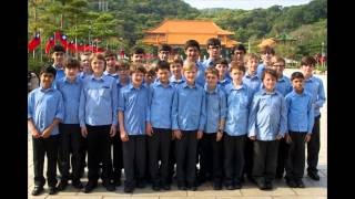 Libera  BBC Surrey interview May-07-2013 and picture Spring tour 2013 Taiwan & Seoul resized