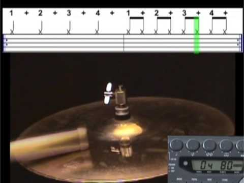 "Drum Notation (From ""Reading Music and Basic Beats"" DVD)"