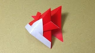 How to Make a Paper Animals / Origami Goldfish / Easy for Children