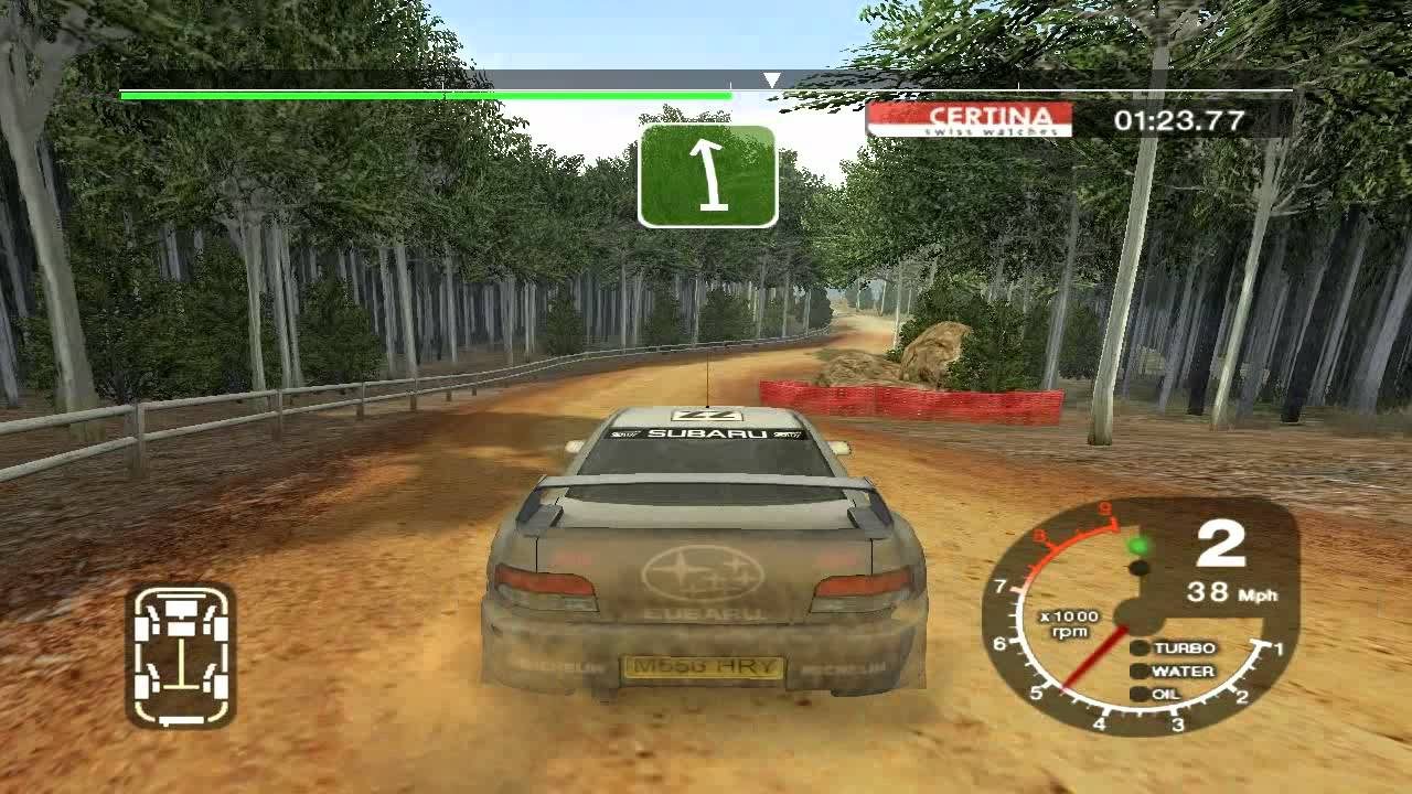 all cars colin mcrae rally 2005 pc 34 subaru impreza 22b sti new v 2 youtube. Black Bedroom Furniture Sets. Home Design Ideas