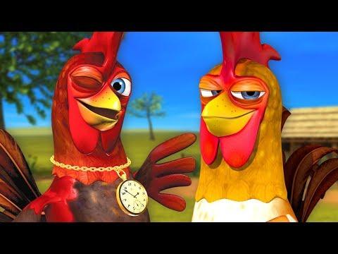 Descargar Video El Gallo No Quiere Madrugar - La Granja de Zenón 4 | El Reino Infantil