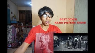 "Video Reaction!! | ngecover lagu akad-payung teduh dari (""pengamen jogja"") download MP3, 3GP, MP4, WEBM, AVI, FLV Juni 2018"