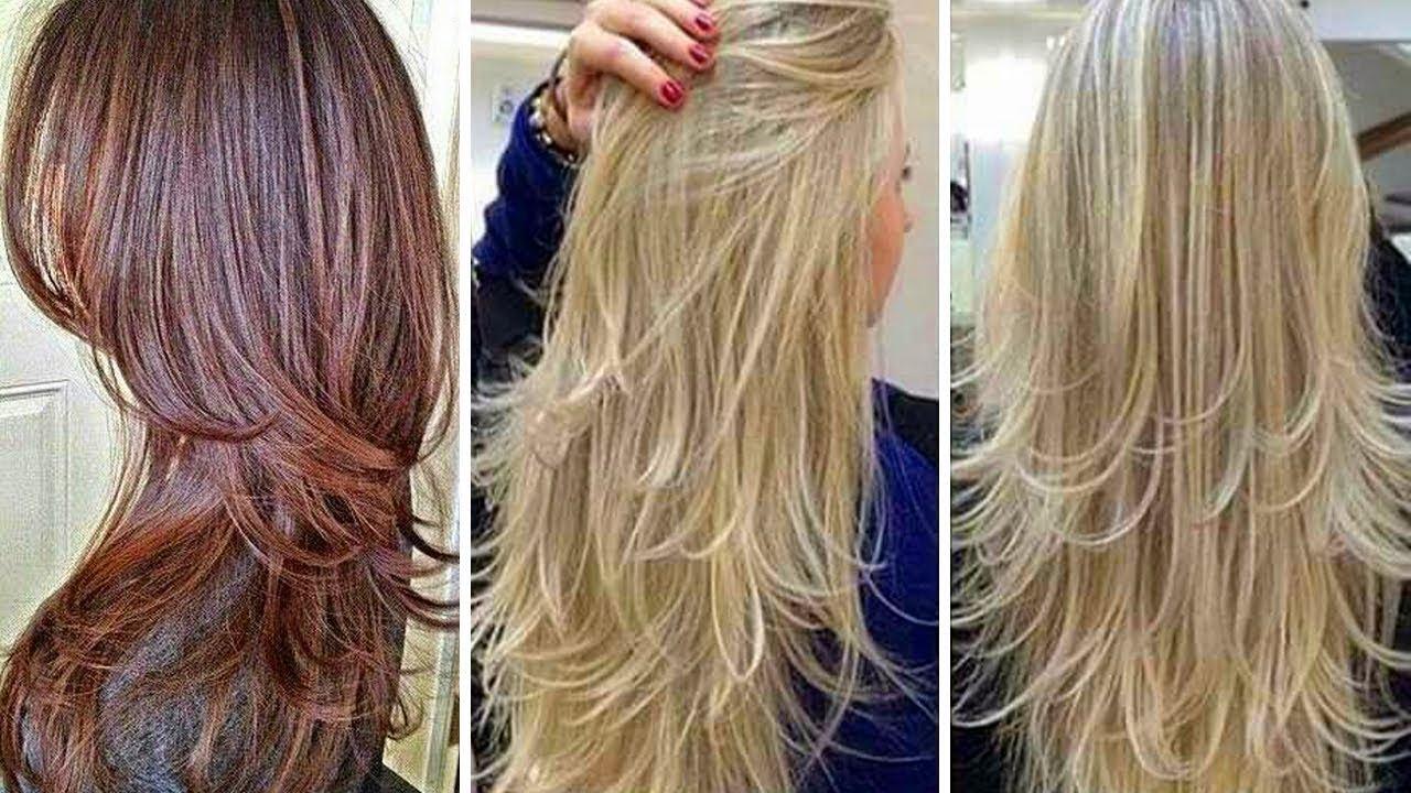 Cortes con pelo largo mujeres