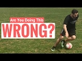 Why Your Soccer Skill Moves Are Not Working