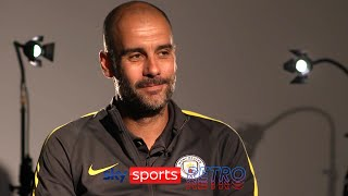 Pep Guardiola on managing expectations at Manchester City