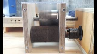 Repeat youtube video Homemade wire stripping machine