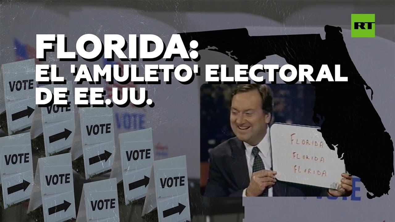 Florida: ¿por qué quien gana allí, también gana en EE.UU.?