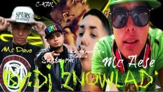 Mix de Rap Romantico 2 Produced By DjznOwlad