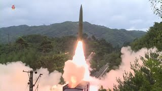 North Korea fires missile, accuses U.S. of 'double standards'