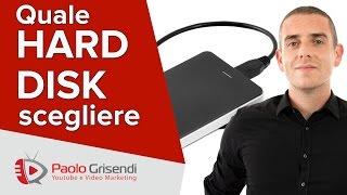 Hard disk per montaggio Video - quale scegliere?