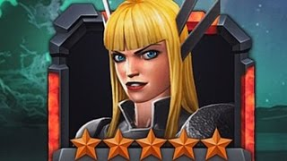 5 STAR MAGIK levelling her up PART 1 | MARVEL: Contest of Champions (iOS/Android)