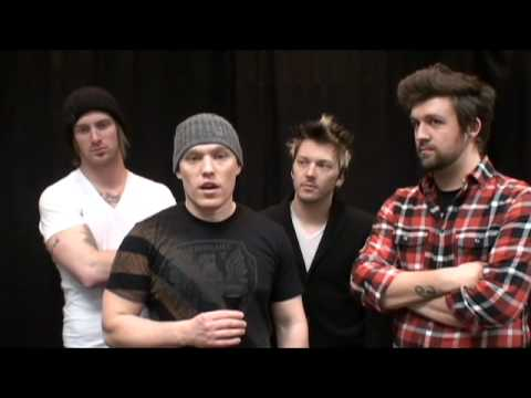 Kutless interview in Hershey, PA