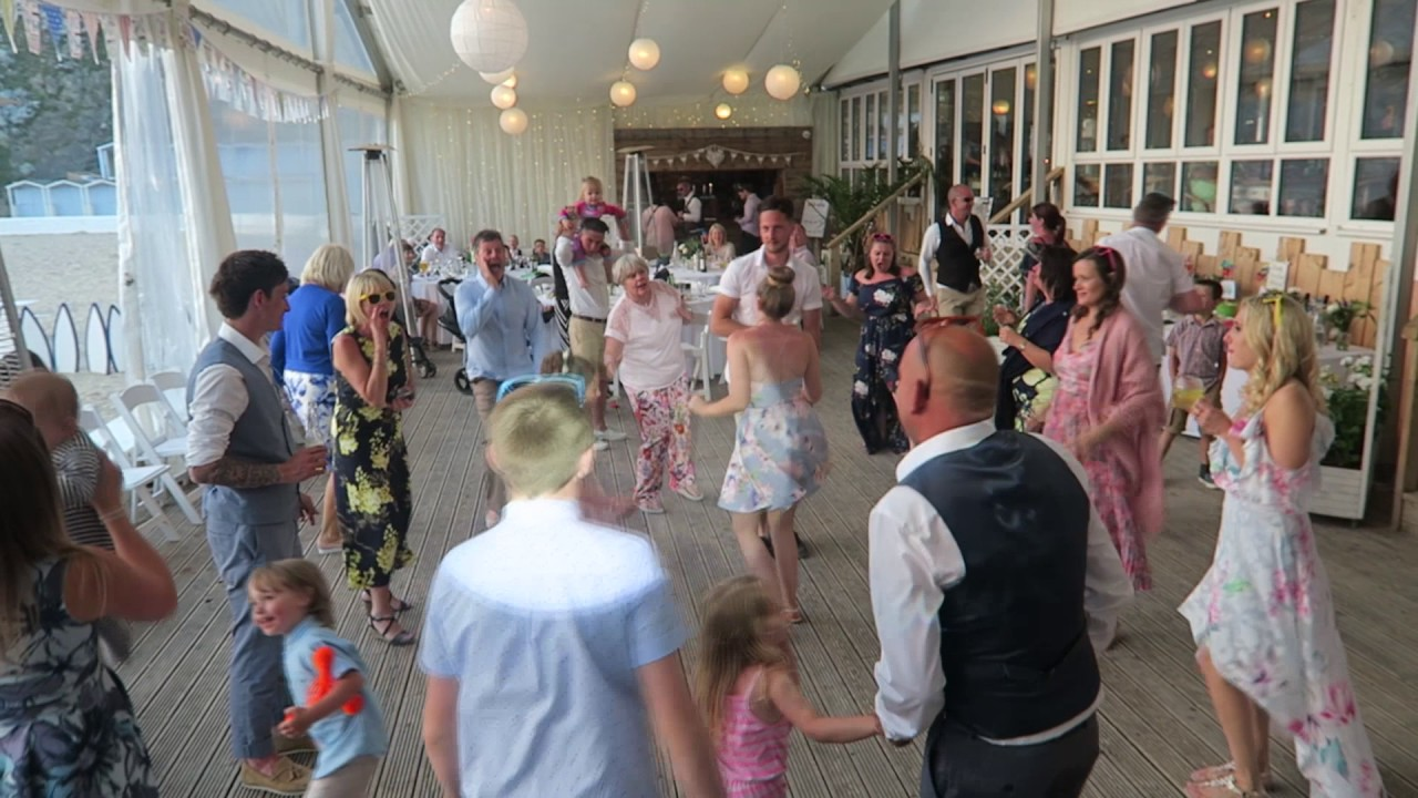Lusty Glaze Beach - Newquay - SoundONE Cornwall Wedding DJ