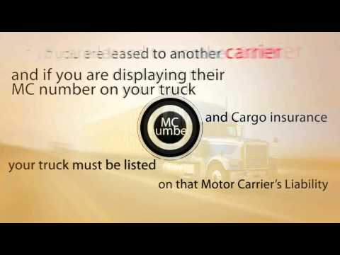 Cargo insurance coverage and quote.