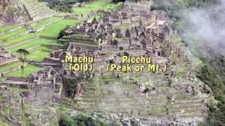 Machu Picchu Sun Gate Inca Bridge