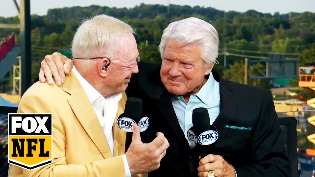 Jimmy Johnson Will Be Inducted Into Ring of Honor