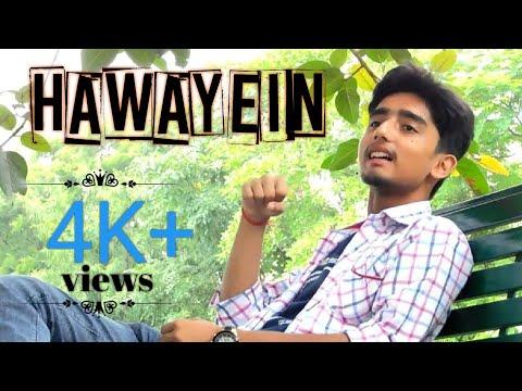 Hawayein-Jab Harry Met Sejal| Shahrukh Khan|Arijit Singh|Karaoke cover| Prashant Singh Kalhans(PSK)