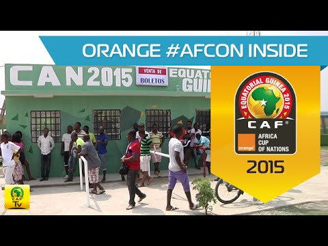 Welcome To Bata - Orange Africa Cup Of Nations, EQUATORIAL GUINEA 2015