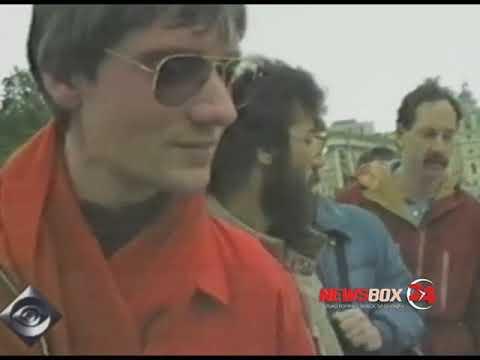 «Однажды в истории» 28 мая 1987 года посадка немецкого самолета на Красной площади