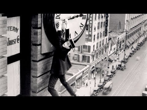 Crazy effects in silent movies