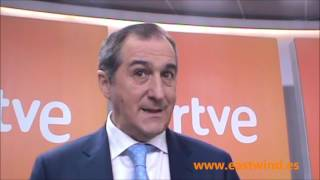 Financiación de TVE Eladio Jareño Director de TVE habla con Eastwindmarketing