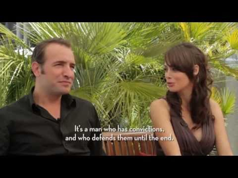 Exclusive interview the artist with michel hazanavicius for Dujardin hazanavicius